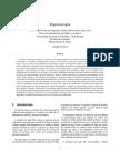 Informe de Espectroscopia