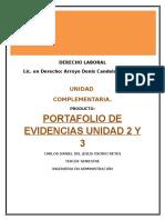 Derecho Laboral Portada Indice 23