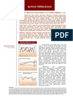 Laporan Survei Perbankan Triwulan I 2015