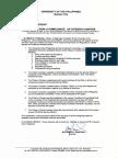 2016 Certificate of Compliance UP Citizens Charter ARTA