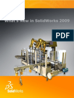 Whats New in Solidworks 2009