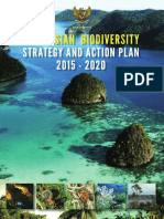 Indonesia Biodiversity Strategy and Action Plan (IBSAP) 2015-2020