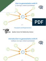 Qcbs Workshop Geostatistics