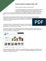hacer diseño webArticle   Diseño Paginas Web (38)
