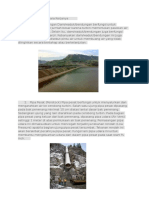 Komponen PLTA Dan Cara Kerjanya
