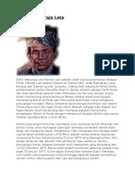 Folio ringkas Dato' Maharajalela