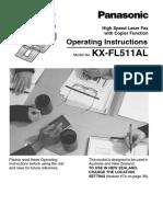 KXFL511 Book