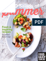 Food Daily Digital Cookbook-Summer Salads