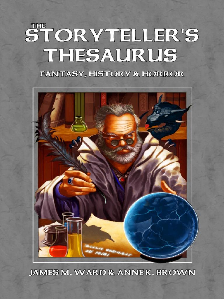 Storytellers Thesaurus fd5e3a43992