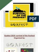 Goafest Ppt