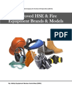 Approved HSE and Fire Equipment (1)