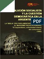 La Revolucion Socialista y La Cuestion Democratica