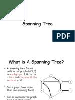 15.Spanning Tree