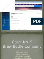 Group 2_A-533_Case No. 9_Brew Bottle Company