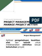 Project Management (KANBAN)