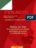 Manual Del Vino FENAVIN 2015