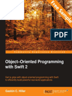 Object–Oriented Programming with Swift 2 - Sample Chapter