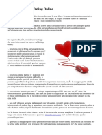 I professionisti di Dating Online