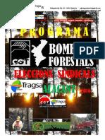 Programa CGT-PV Eleccions Sindicals Tragsa Alacant 2016