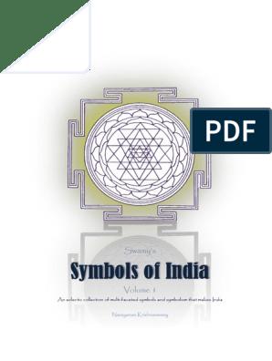 Swamy's Symbols of India Volume 1 | Vaishnavism | Religious
