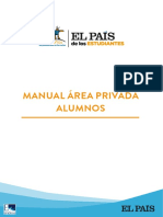 Manual Area Privada Alumnos