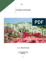 book wonders of nature