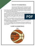KASAYSAYAN NG BASKETBALL.docx