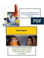 Final_report GAP Analysis MNCH & LHW Programs