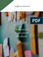Professional Development Handbook