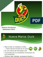 Duck - Presentacion Marca