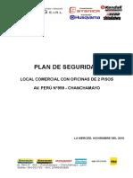 Plan de Evacuacion y Seguridad 2015