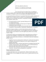 Recopilación e InformRecopilación-e-información-de-auditoríasación de Auditorías Anteriores