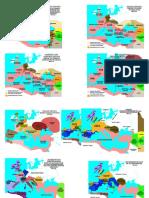 Mapa Edad Media