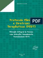 Protocolo Para Infecções Sexualmente Transmissiveis
