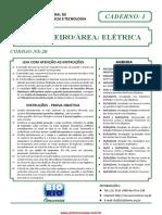 Engenheiro elétrico Eng-Area Eletrica Cad 1 BIORIO 2015