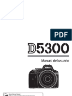 Nikon manual de usuario D5300