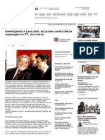 Investigando a Lava Jato_ as Provas Contra Aécio Respingam No PT, Vice-Versa