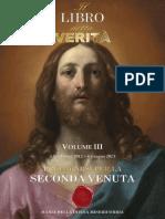 Il Libro Della Verità - Volume III (Artistic Version) - Prepararsi per la Seconda Venuta