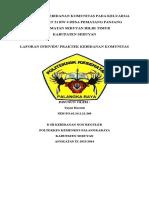 Sampul Manajemen Kebidanan Komunitas Pada Keluarga (Kak Iyut)