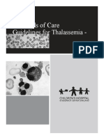 (751975024) Standards of Care_Thalassemia_2009