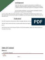 Internship Report(BOP)