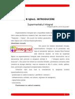 Proiect Merchandising - Supermarket Integral (1) (1)