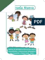 Generalidades y Orientaciones Pedagógicas Para Transición y