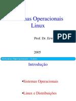 Informática - Sistemas Operacionais Linux