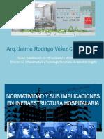 NORMATIVIDAD Y SUS IMPLICACIONES EN INFRAESTRUCTURA HOSPITALARIA.pdf