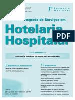 Gestão Hoteleira Hospitalar