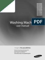 Washin Machine User Manual
