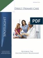 Spotlight 475 Direct Primary Care