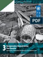 Cuadernillos de Gestión Del Riesgo de Desastres a Nivel Regional y Local