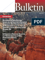 Bulletin April 2015